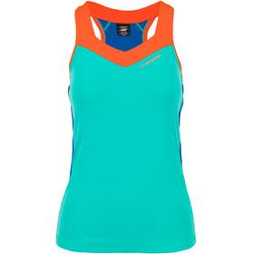 La Sportiva Joy Running Shirt sleeveless Women blue/turquoise